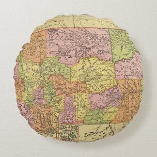 Montana Round Pillow