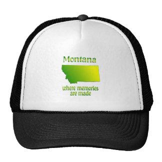 Montana Memories Mesh Hat
