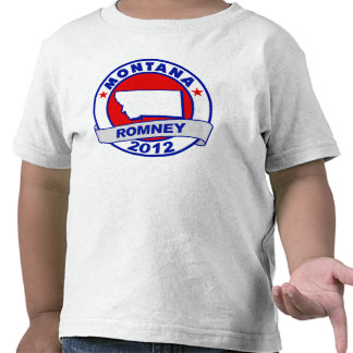 Montana Mitt Romney T Shirt