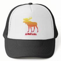 Montana Moose Trucker Hat