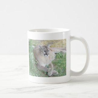 Montana Mountain Lion Coffee Mug