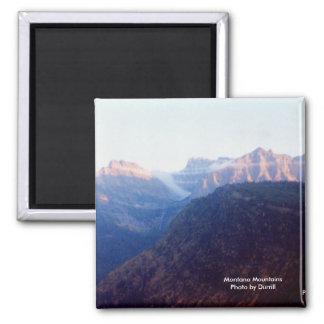 Montana Mountain Magnet