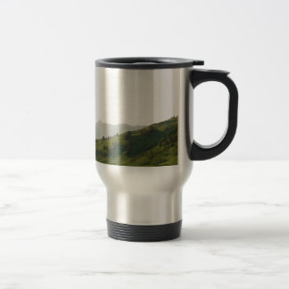 Montana Mountain Vista Travel Mug