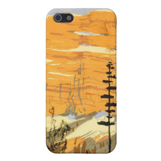 Montana Mountains iPhone 5 Covers