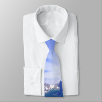 Montana Mountains Tie