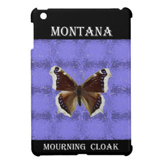 Montana Mourning Cloak Butterfly iPad Mini Covers