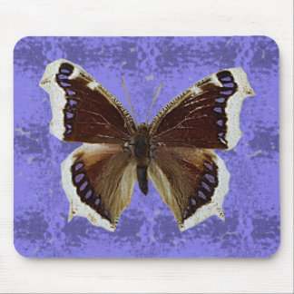 Montana Mourning Cloak Butterfly Mouse Pad