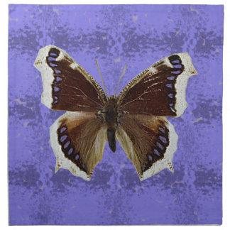 Montana Mourning Cloak Butterfly Napkin