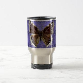 Montana Mourning Cloak Butterfly Travel Mug
