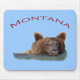 Montana Mouse Pad