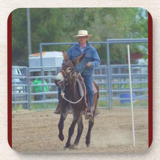 Montana Mule Days Beverage Coaster