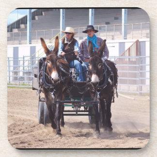 Montana Mule Days June 2016 Beverage Coaster