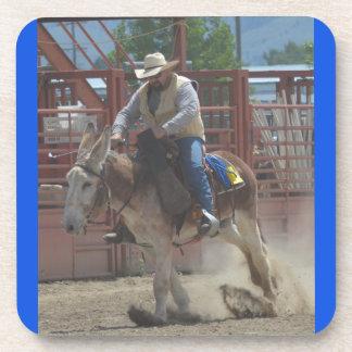Montana Mule Days June 2016 Drink Coaster
