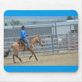 Montana Mule Days Mouse Pad