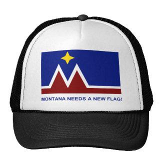 Montana Needs a New Flag Trucker Hat