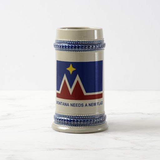 Montana Needs a New Flag Mug