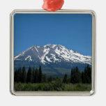 Montaña Nevado Ornamento De Navidad