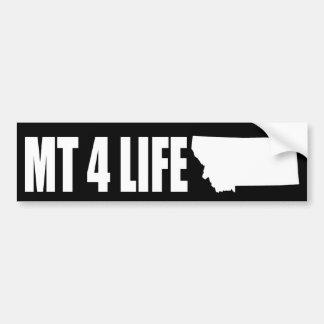 Montana para la oscuridad de la pegatina para el p pegatina para auto
