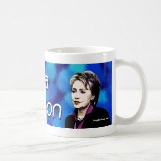 Montana para la taza de Clinton
