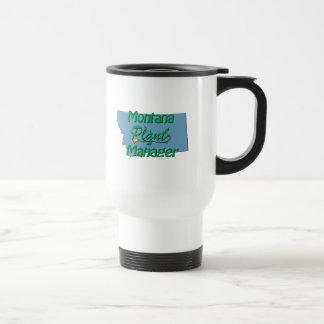 Montana Plant Manager Travel Mug