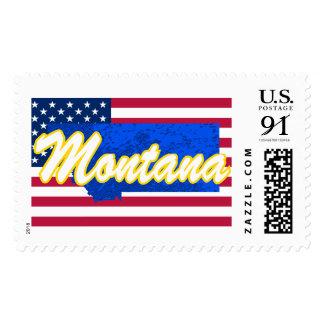 Montana Postage