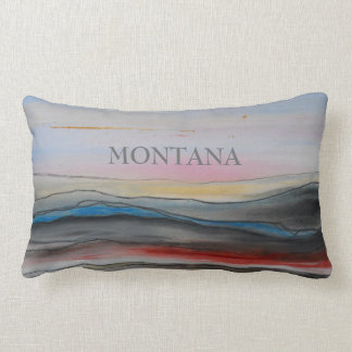Montana Quote Pillow