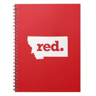 Montana Republican Spiral Notebooks