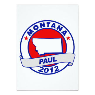Montana Ron Paul Comunicados Personales