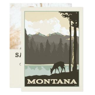 Montana | Save the Date - Photo Card