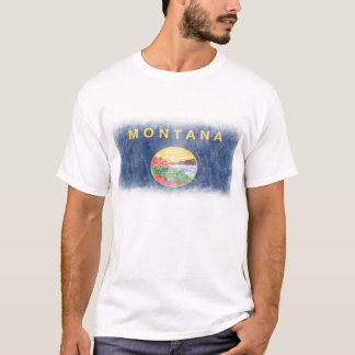 Montana Scratchy Flag Shirt