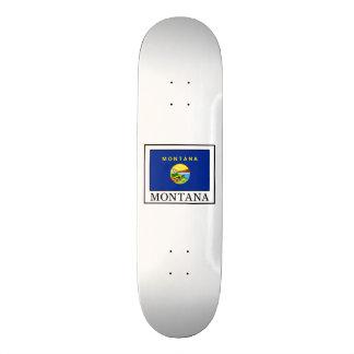 Montana Skateboard Deck