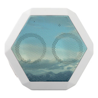 Montana Skies White Bluetooth Speaker