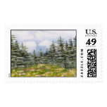 """""""Montana Spring Meadow"""" Stamp"""