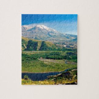 Montaña St Helens Puzzle
