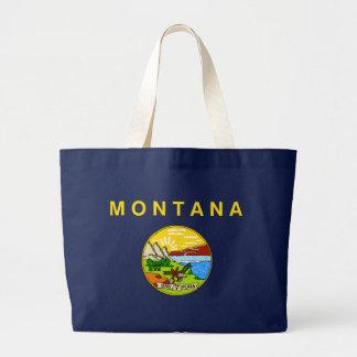 Montana State Flag blue bag