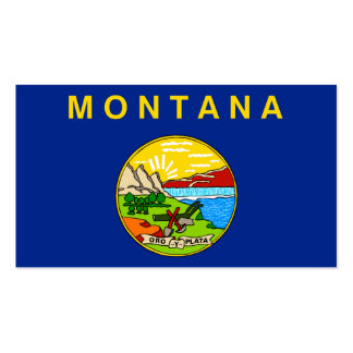 state of montana business cards amp templates zazzle