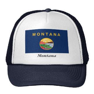 Montana State Flag Hat