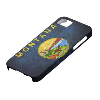 Montana state flag iPhone SE/5/5s case