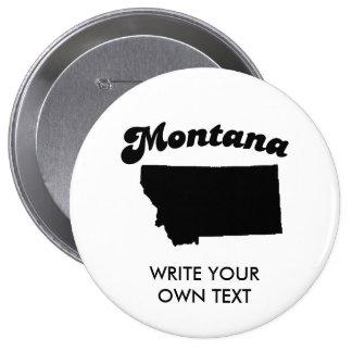 MONTANA STATE MOTTO T-SHIRT PINS