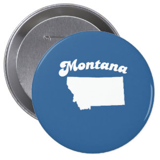 MONTANA STATE MOTTO T-SHIRT T-shirt Pin