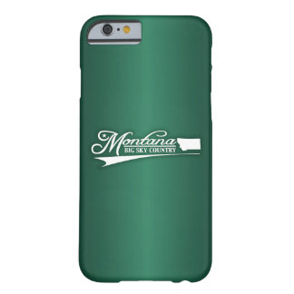Montana State of Mine Barely There iPhone 6 Case