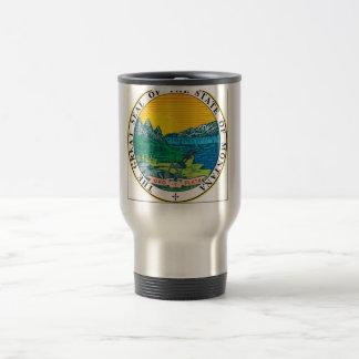 Montana State Seal Travel Mug