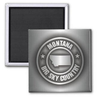 """Montana Steel"" Magnets"