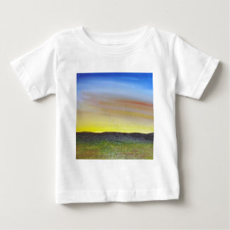 Montana Sunset Baby T-Shirt