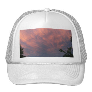 Montana Sunset Trucker Hat