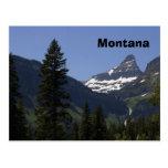Montana Tarjeta Postal