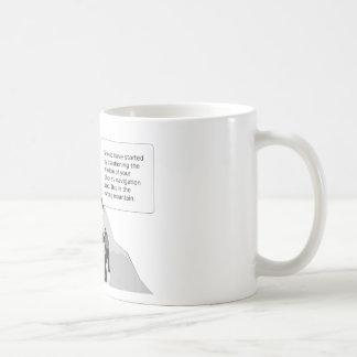Montaña Taza De Café