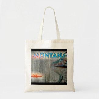 Montana/Tote Canvas Bag