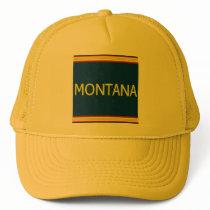 Montana Trucker  - Cap
