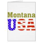 Montana USA! Greeting Cards